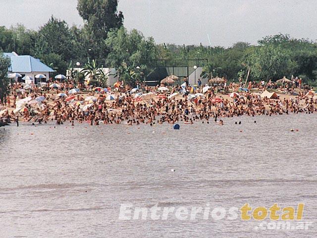 Ñandubaysal en Entre Rios (Balneario, camping)